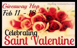 Celebrating St. Valentine Giveaway Hop