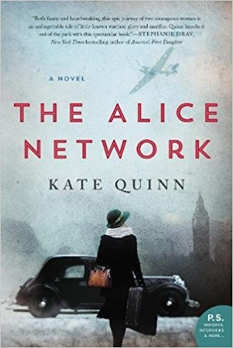 Spotlight: The Alice Network – Kate Quinn