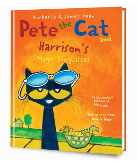 Pete The Cat And His Magic Sunglasses Full Video