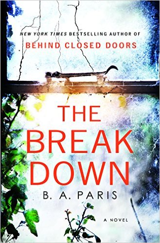 Review/Giveaway: The Breakdown – B.A. Paris