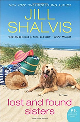 Spotlight/Giveaway: Lost and Found Sisters – Jill Shalvis