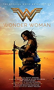 Review: Wonder Woman: The Official Movie Novelization