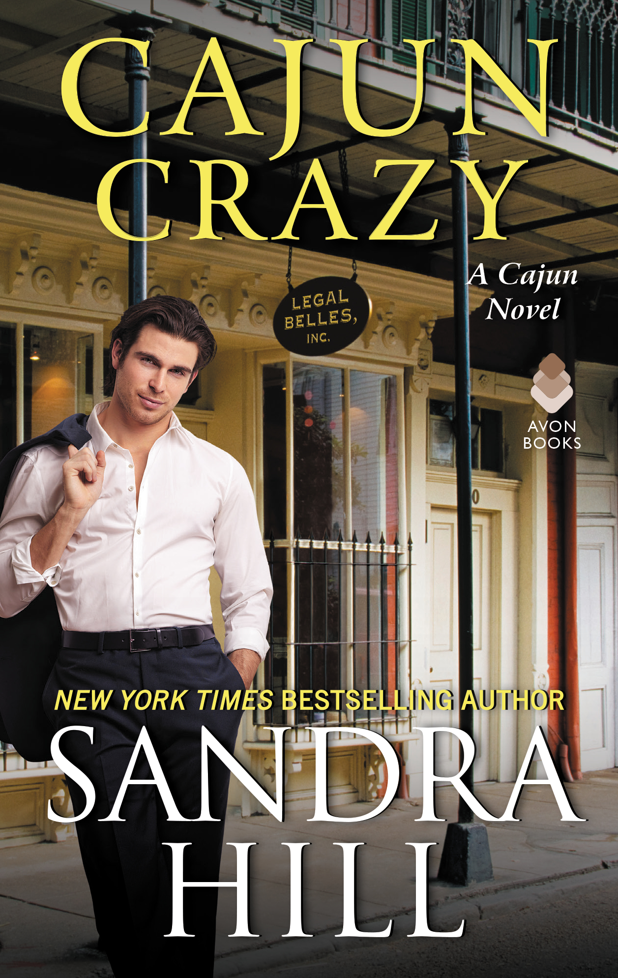 Spotlight: Cajun Crazy (A Cajun Novel) – Sandra Hill