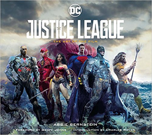 Review: Justice League: The Art of The Film – Abbie Bernstein