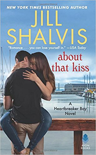 Review/Teaser/Giveaway: About That Kiss – Jill Shalvis