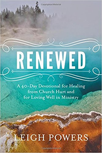 Review: Renewed – Leigh Powers