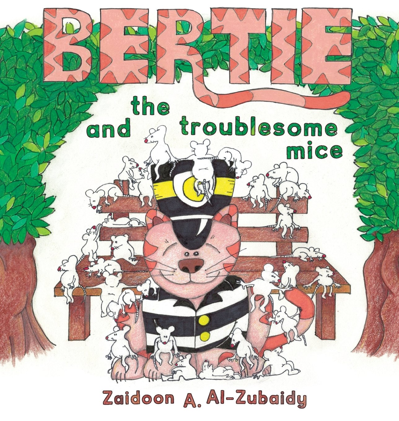 Review: Bertie and the troublesome mice – Zaidoon A  Al-Zubaidy