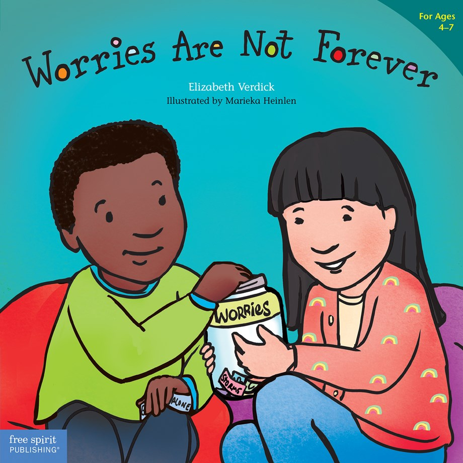 Review: Worries Are Not Forever – Elizabeth Verdick